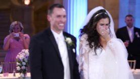 Nevěsta v šoku: Pokažený první novomanželský tanec se změnil v neuvěřitelnou situaci