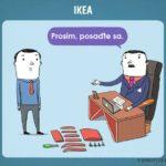 Vtipné ilustrace ukazují, jak být úspěšný u pracovního pohovoru
