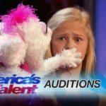 Dvanáctiletá holčička dostala celý svět! Podívejte se na její neuvěřitelnou show v talentové soutěži
