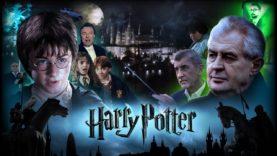 PRAHAvice: Český prezident, politik i nejznámější zpěvák v novém díle Harryho Pottera