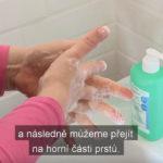 Jak si správně mýt ruce, aby na nich nezůstal koronavirus?