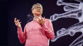 Bill Gates předpověděl v roce 2015 hrozbu z velké epidemie