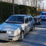 Těžce opilý řidič se hájil tím, že se dezinfikoval proti koronaviru